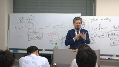 大学等教育機関での講義