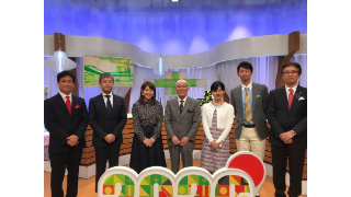 読売テレビ「ウェークアップ!ぷらす」に朝比奈が出演