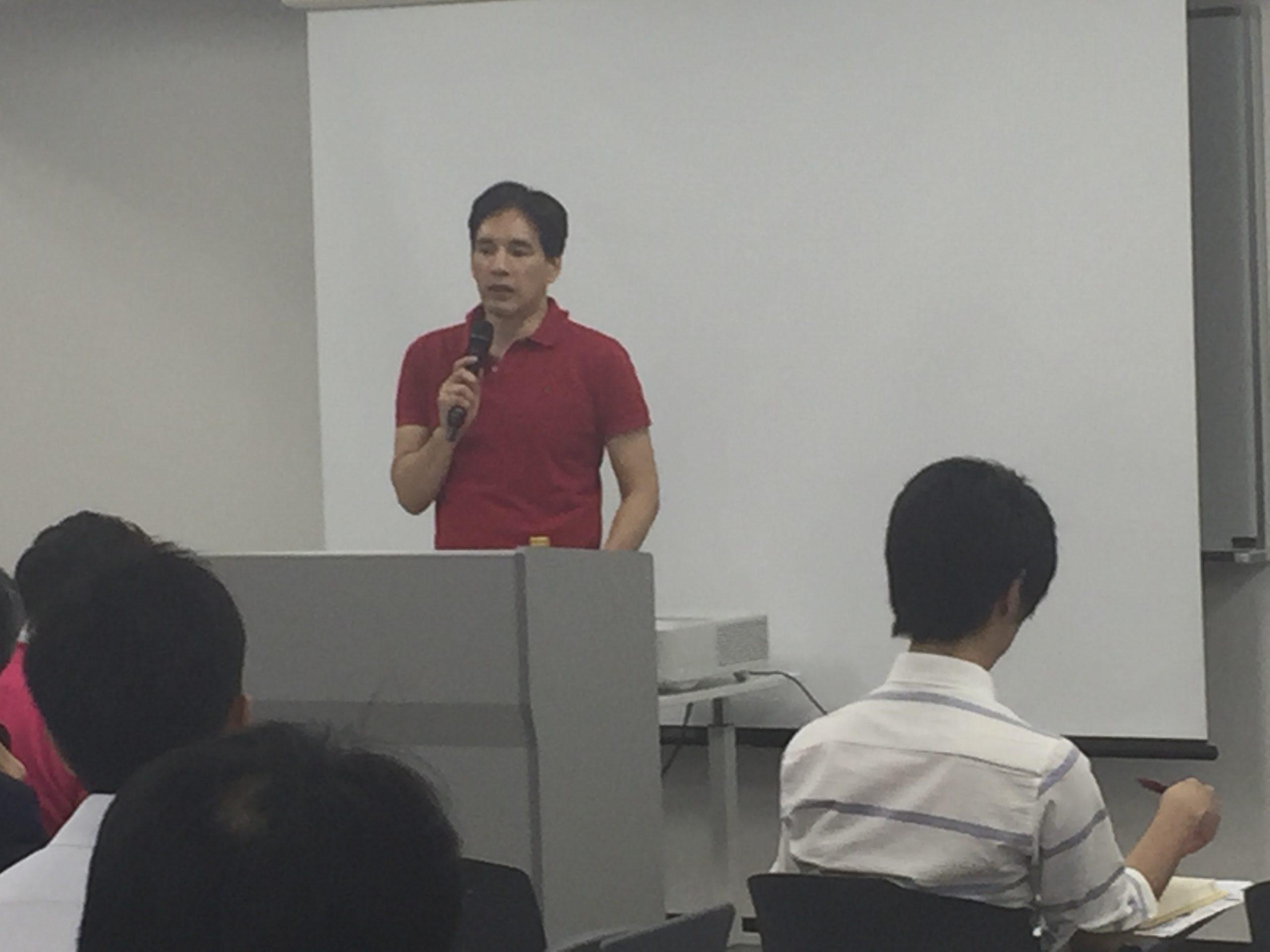 第31回 グロービス代表 堀義人氏 講演会 (2016/6/1)