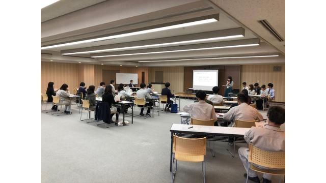 生駒市役所の職員研修の中間発表でのアドバイス