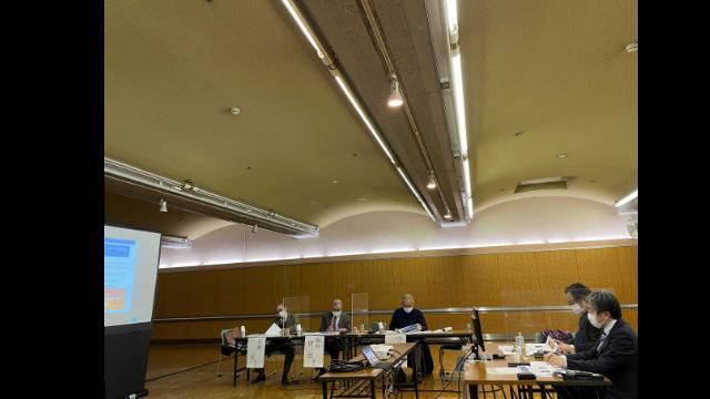 第5回越谷サンシティ整備懇談会で朝比奈がコーディネーターに