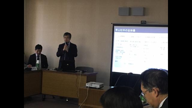三重県松阪市のRESAS政策立案ワークショップにて講演
