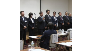 三重県の地域活性を担う人財を育成する「夢・志事塾」の設立総会にて講演