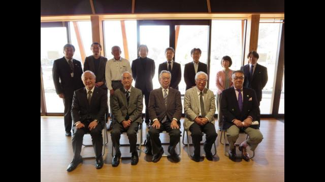 第12回軽井沢22世紀風土フォーラム基本会議に参加