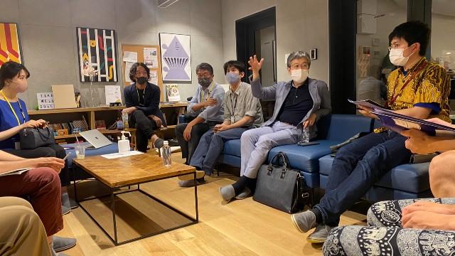 日本初のレジデンシャル・カレッジ「SHIMOKITA COLLEGE」にて朝比奈が講演
