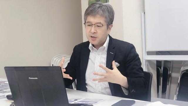 東京工業大学にて朝比奈が講義